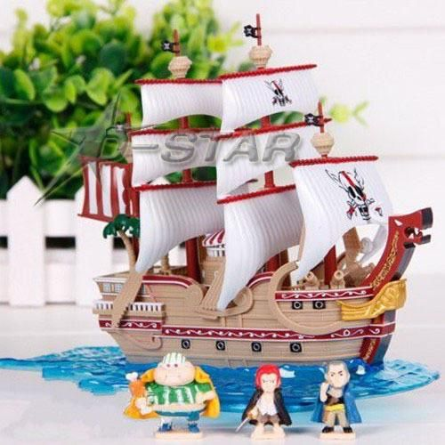 One Piece great ship Grand Ship collection Red Force No From TV animation ONE P