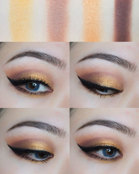Look:Using 3rd Row (CP Yes Please Palette)