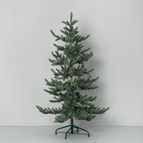 Pre Lit Artificial Christmas Tree Hearth Hand With Magnolia Target Artifical Christmas Tree Affordable Christmas Decorations Artificial Christmas Tree