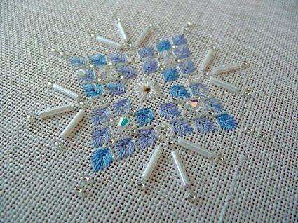 """""""Frosty Blue"""" by Blackberry Lane Designs"""