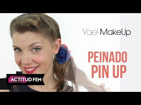 Como  armar un look pin up - http://www.peinando.com/como-armar-un-look-pin-up/