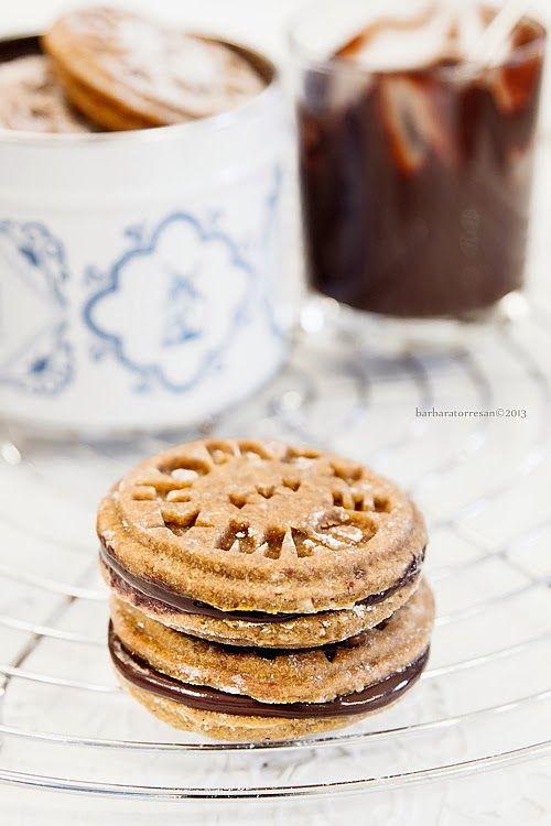 BABS (R)EVOLUTION: Biscotti con zucca e [volendo] cioccolato - buoni e sani