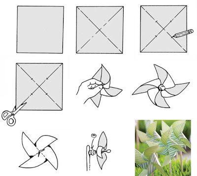 Karen's Soiree: Pinwheel Centerpiece