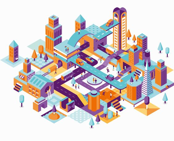 Bit of a departure but a puzzle like city where regardless of whether you have one product or all, they fit together and create a lilt monument valley type, isometric world which work collectively or in isolation.