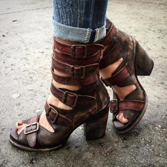 Quail Shoes Freebird Black