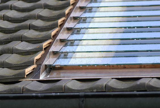 Stebler - Galerie - Glashaus - Dachfenster - s: 205