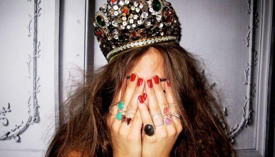 crown..