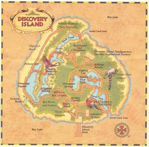River Country Tube Slide At Walt Disney World Via - Walt disney world river country map