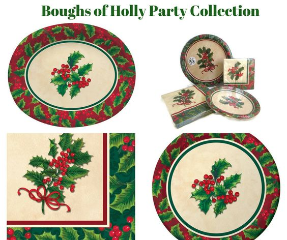 Boughs of Holly Party