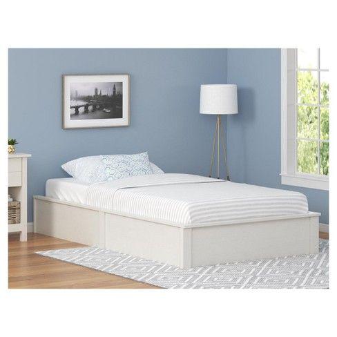 Sullivan Platform Bed Frame Room Joy Twin Bed Frame Simple Bed Frame