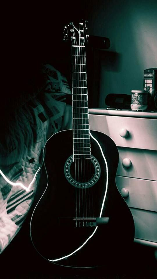 Guitar Room Music Wallpaper Backgrounds Cool In 2021 Iphone Music Music Wallpaper Music Guitar
