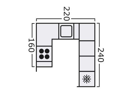 küchengrundriss | maison - cuisine | pinterest | küchenboden pläne