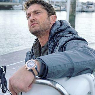 Gerard es el nuevo embajador de la firma de relojería Festina.'Time to Live' es el título de la última campaña de la marca