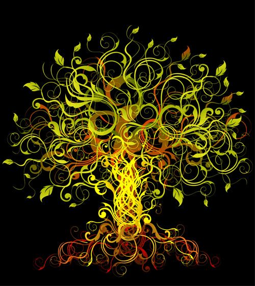 Download-Free-Vector-Stock-Art-Floral-Tree