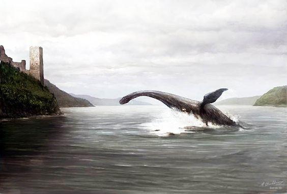 Monstruos del lago -...........NESSI 62fd430ecba634f3e029a3ad207afd5c
