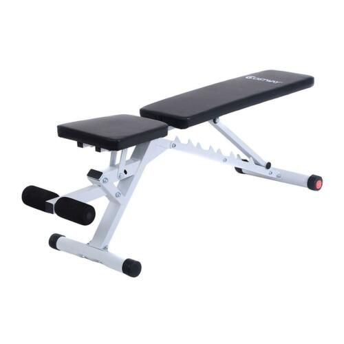 Adjustable Sit Up Ab Incline Bench Abdominal Flat Fly Weight Press Gym Indoor Ebay Abdominal Crunches Workout Sit Up