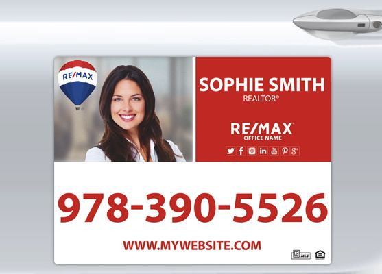 Remax Car Magnets In 2020