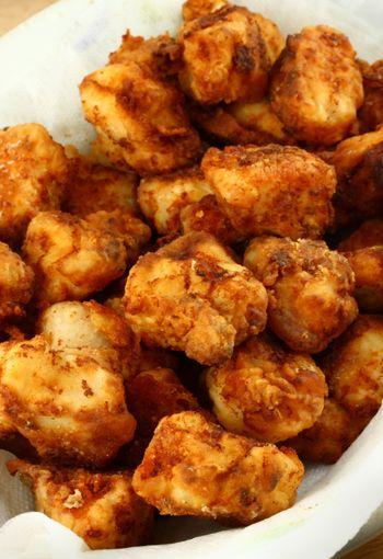 Peach chicken, Chicken tenders and Spicy on Pinterest