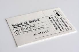 Resultado de imagem para kinfolk business card