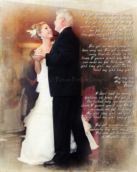 Father Daughter Wedding Dance Father Daughter Wedding And Wedding Dance Songs On Pinterest