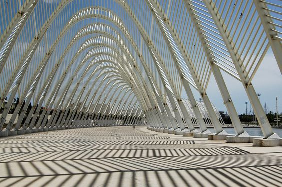 Athens Olympic Park, Greece, 2004