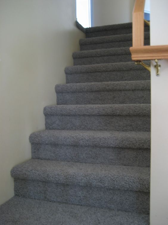Installing Carpet Runner On Carpeted Stairs With