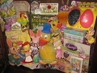 I collect vintage Easter!!!