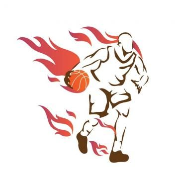 Passionate Professional Basketball Athlete In Action Basketball Basket Ball Png And Vector With Transparent Background For Free Download Basket Raffle Baskets Basket Weaving