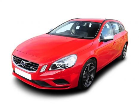 The Volvo V60 Diesel Sportswagon #carleasing deal | One of the many cars and vans available to lease from www.carlease.uk.com