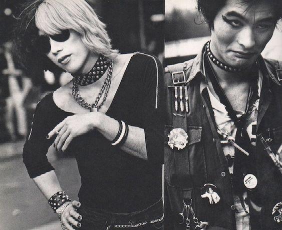 Juxtapoz Magazine - Tokyo Teens in the 1970s