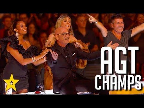 America S Got Talent The Champions Auditions 2020 Week 3 Got