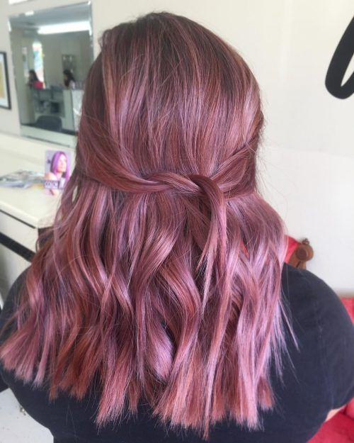 19 Best Rose Gold Hair Color Ideas For 2020 Hair Color Rose Gold