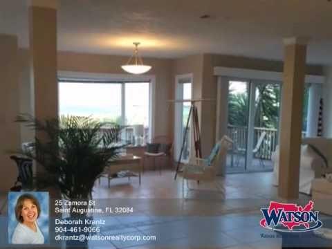 Homes for Sale - 25 Zamora St Saint Augustine FL 32084 - Deborah Krantz - http://jacksonvilleflrealestate.co/jax/homes-for-sale-25-zamora-st-saint-augustine-fl-32084-deborah-krantz-4/