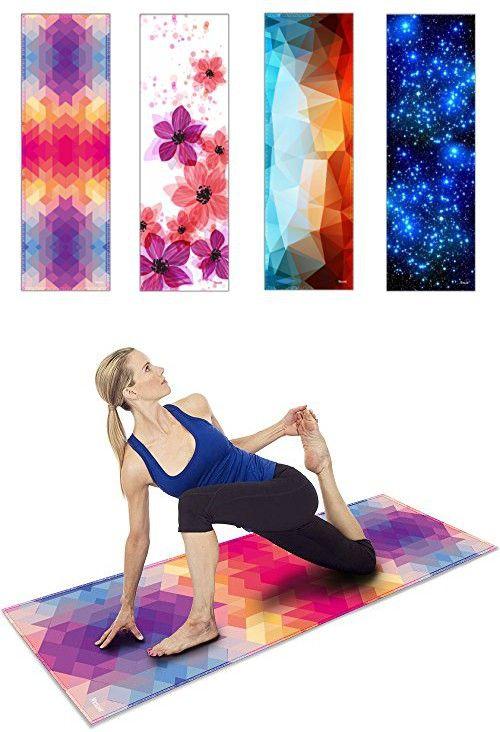 Icolor Yoga Mats 72 X24 For Men Women Girls Teens 2mm Excersize Mats For Hot Yoga Bikram Ashtanga Hatha Pilates Fitness Gym Home Exercise Outdoor Activites E Pilates Workout Excersize Mat Yoga