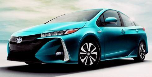 2020 Toyota Prius New Redesign