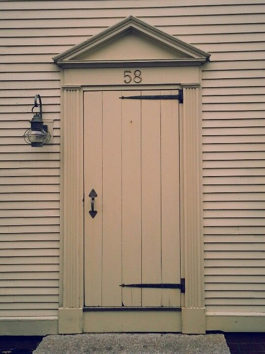 Colonial simplicity doors new beginnings for Colonial windows and doors