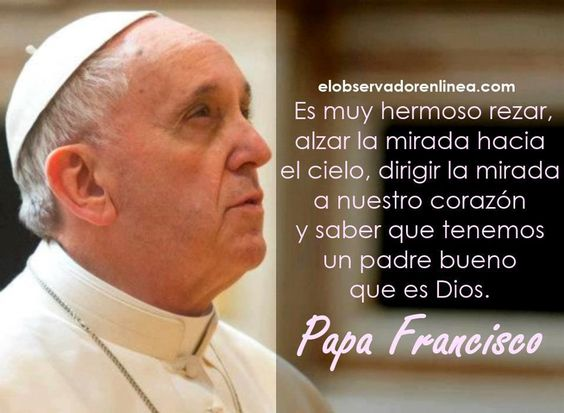 frases del papa francisco - Google Search