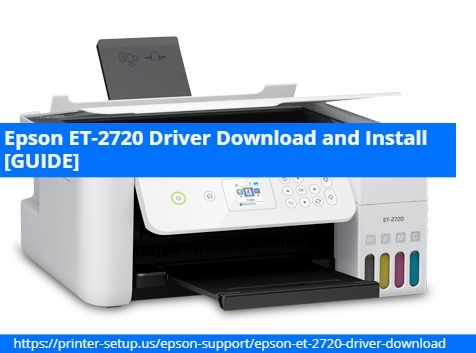 Epson Et 2720 Driver Download And Install Guide Epson Printer Epson Installation