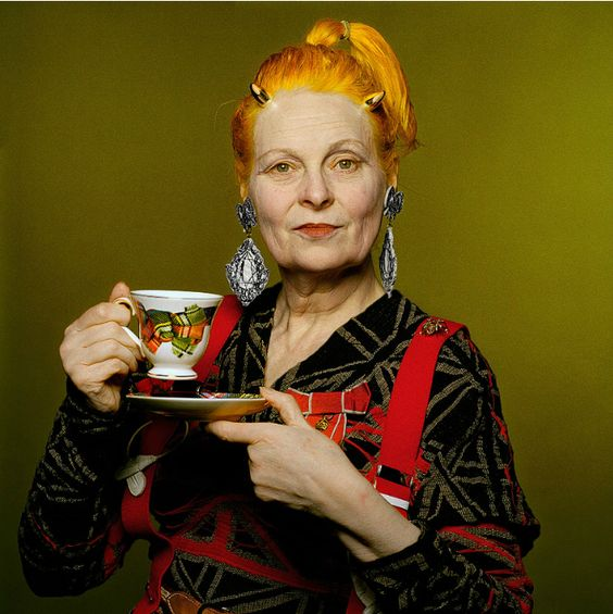 Dame Vivienne Westwood, DBE, RDI (born Vivienne Isabel Swire on 8 April 1941) is an English fashion designer and businesswoman, largely responsible for bringing modern punk and new wave fashions into the mainstream.[1]