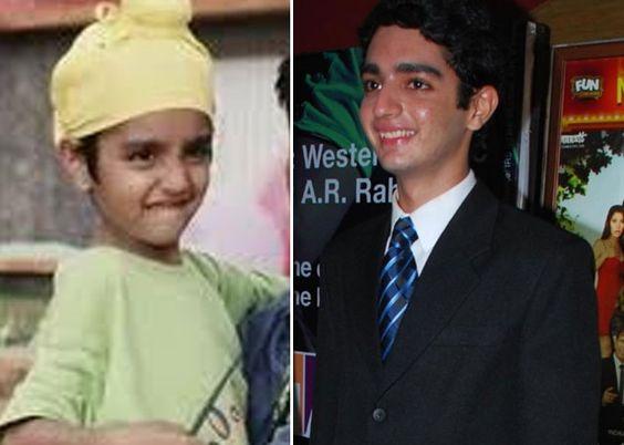 Former child star Parzan Dastur to work with KJo again