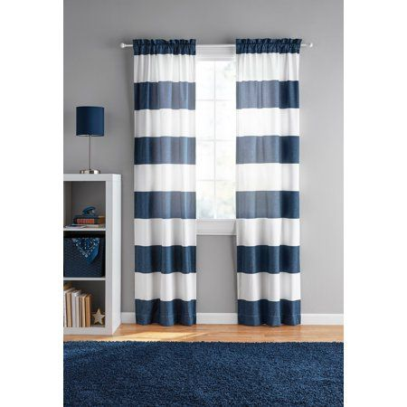 Baby In 2020 Boys Room Curtains Boys Bedroom Curtains Striped Curtains