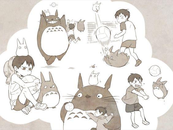 アニメ フィギュア おしゃれまとめの人気アイデア Pinterest 夏 影山飛雄 ハイキュー かわいい ジブリ イラスト