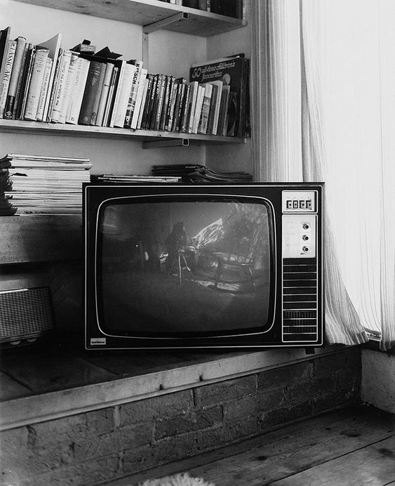 John Myers Photographs of Middle England | Televisions: