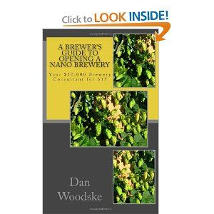 Bday idea for Jer A Brewer's Guide to Opening a Nano Brewery: Your $10,000 Brewery Consultant for $15, Vol. 1