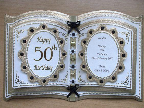 Commission 50th Birthday Bookatrix