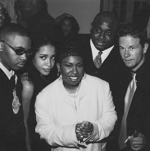Hip Don T Hop Nas Aaliyah Missy Elliott Mark Wahlberg New