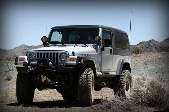 Land Ops Jeeps