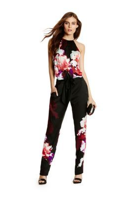 Absolute must have for Spring!! Garden Marmont Jumpsuit | GUESS by Marciano