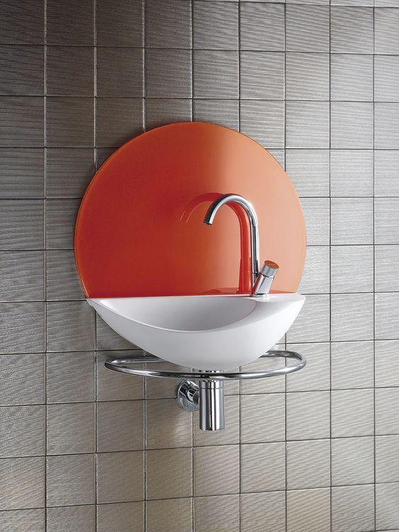 lave mains decotec bulli espace aubade 44x23 5 objets. Black Bedroom Furniture Sets. Home Design Ideas