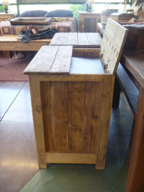 Elevation Reclaimed Wood : Wood nightstand pallet and pallets on pinterest